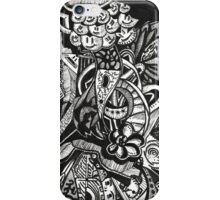 Crazy Crazy! iPhone Case/Skin