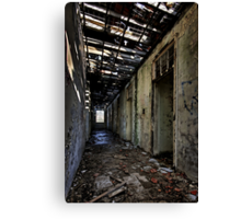 Row of Cells Canvas Print