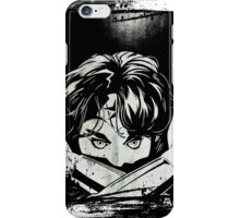 Wonder Woman Grunge iPhone Case/Skin
