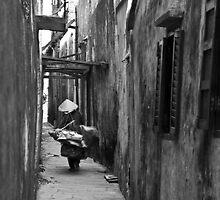 Alleys (Hoi An, Viet Nam) by Matthew Stewart