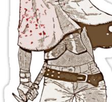 Michonne Sticker