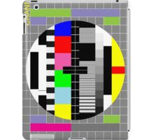 Channel 68 HD iPad Case/Skin