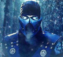 Mortal Kombat - Sub-Zero by Addemdial