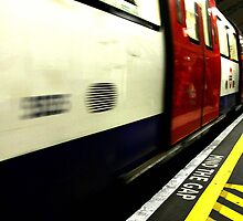 Mind the gap by Franz