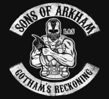 Sons Of Akrham  by Scott Neilson Concepts