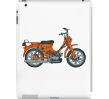 Old Reliable Scooter iPad Case/Skin