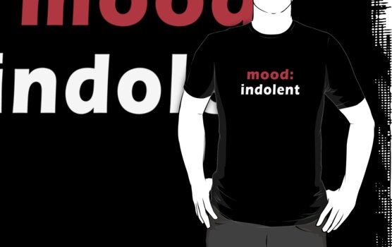 mood - indolent by Tania  Donald