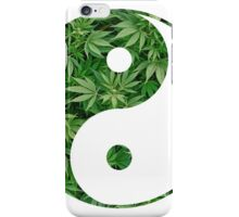 Ying and Yang dope iPhone Case/Skin