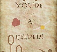 Harry Potter inspired Valentine. by topshelf