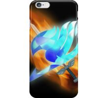 Fairy Tail; The Best of Three iPhone Case/Skin