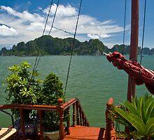 Relaxation (Ha Long Bay, Viet Nam) by Matthew Stewart