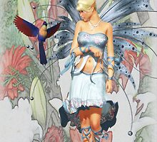 The Fae .. Sheri by LoneAngel