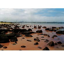 parting of the red sea Photographic Print