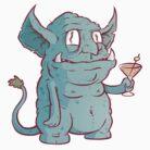 Drunk Goblin by Torquem