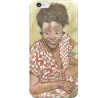 Mary Lou Williams iPhone Case/Skin