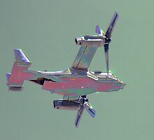 CV-22 Osprey by doorfrontphotos