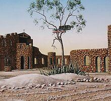 Amigos Castle by John  Murray