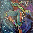trinity the sea goddess by marak