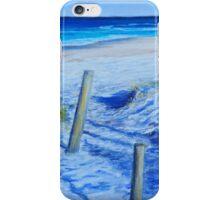 A walk to the beach iPhone Case/Skin