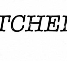 MITCHELL! Sticker