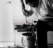 Glassblower by Jacob Hänninen
