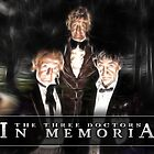 The Three Doctors - In Memoriam by Adam Roper