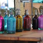 Vintage Bottles by EmmaLeigh
