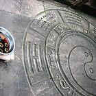 Green Ram Temple by Yulia Dreyzis