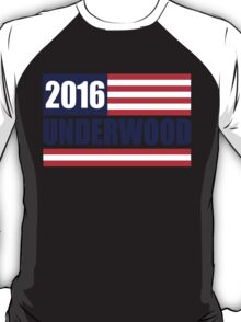 underwood 2016 T-Shirt
