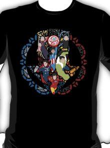 Abenders Assemble! T-Shirt