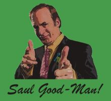 Its Saul Good-Man! by aketton