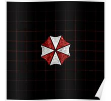 Resident Evil Umbrella Corporation Poster