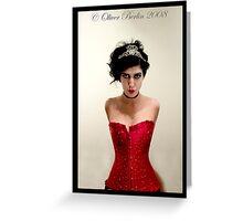 Lauren La Rouge Greeting Card