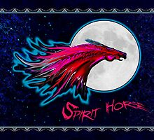 Spirit Horse by Sena