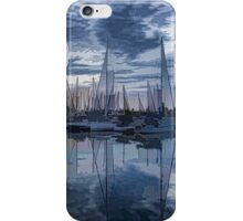 Sailboat Summer Impressions iPhone Case/Skin