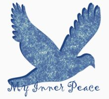 My Inner Peace Blue by missheels