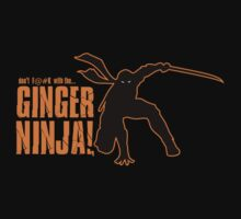 The Ginger Knight by Rookie