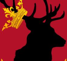 Stannis Baratheon's banner Sticker