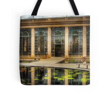 By the lily pond Tote Bag