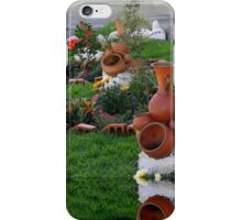 Yard Reflection iPhone Case/Skin