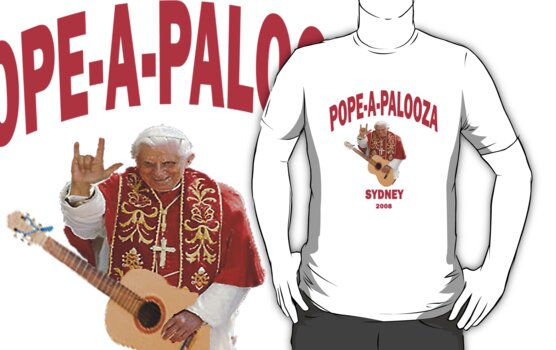 pope-a-palooza by Steven Guy