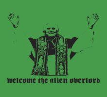 alien overlord by Paul McClintock