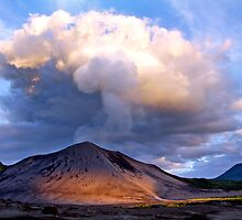 Yasur Volcano by Tom Genek