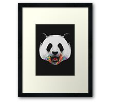 Where is the rainbow? Framed Print