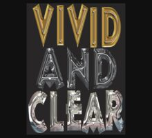 vivid and clear by Robert Elfferich