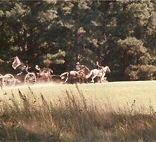 Flying Artillery by Sheila Simpson