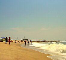 Beach Days by AnneRN