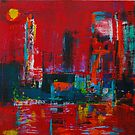 Red Sky City by Alison Howson