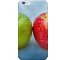 Green And Red Apples iPhone Case/Skin
