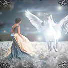 Pegasus by Adara Rosalie